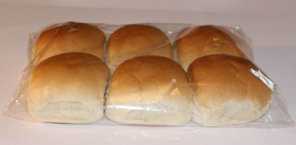 Island's Choice White Soft Rolls 6 Pack